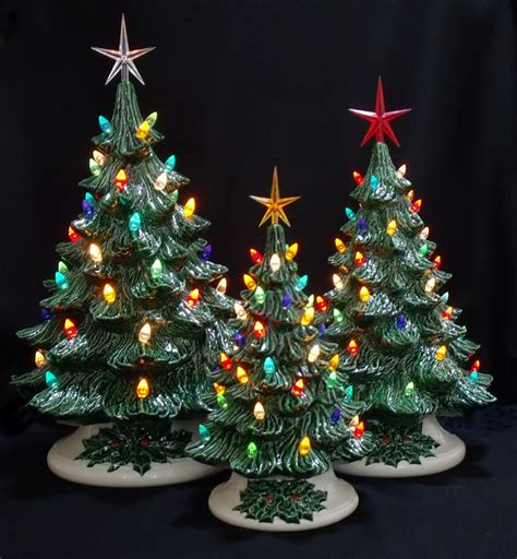 2015 ceramic christmas tree with lights wallpapers