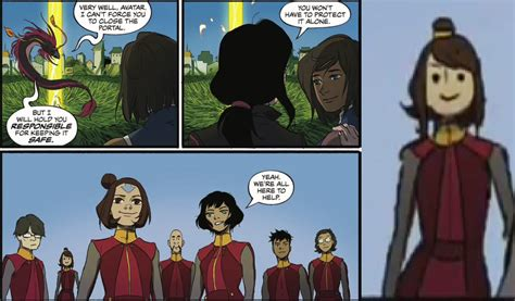 the legend of korra turf wars part two books animation revelation s animation 187 legend of korra