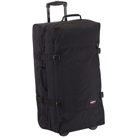 eastpak cabin luggage eastpak transfer tranverz suitcase cabin luggage
