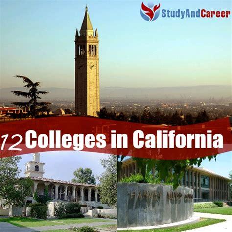 best colleges in california universities in california what are the best universities