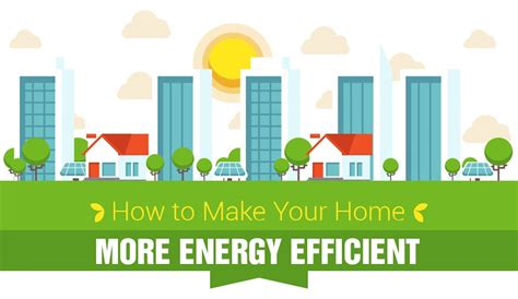 how to make your home more energy efficient senator