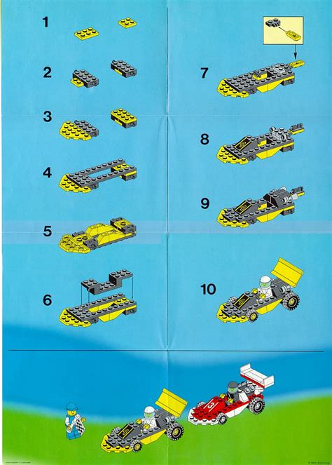 Home Designs Online by Lego Dual Fx Racers Instructions 1665 Town