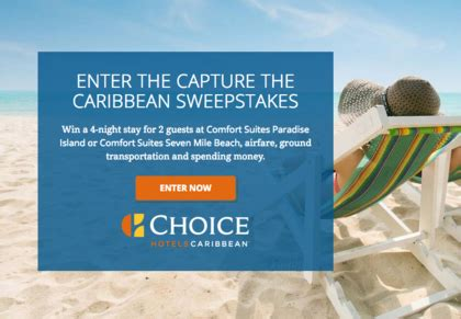 Caribbean Sweepstakes - sweepstakes giveaways contests sun sweeps
