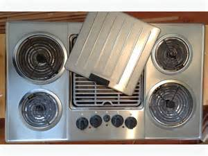 Thermador Cooktop Downdraft Thermador Electric Cooktop Central
