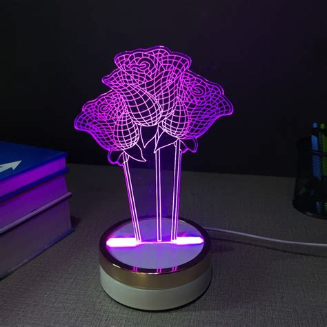 dimmalbe night light mini led lights for crafts nightlight