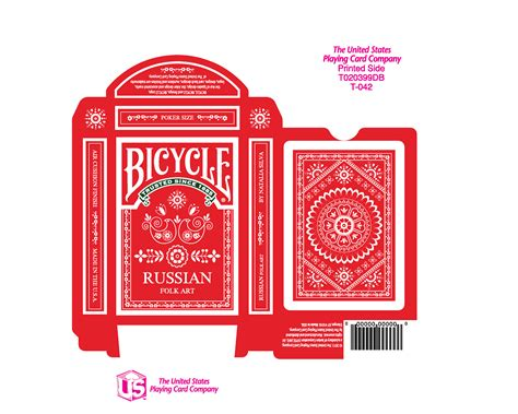 bicycle card tuck box template cardbox tuckcase t 042 3 max cards