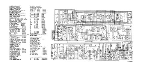 wiring diagram legend