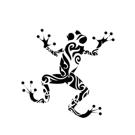 tribal frog tattoo 17 best images about tribal tattoos on