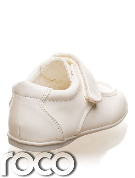 baby boys white shoes boys wedding shoes page boy shoes