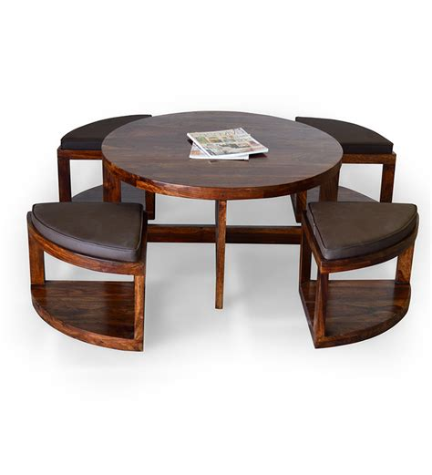 coffee table with benches underneath 12 varieties of round coffee tables with stools underneath