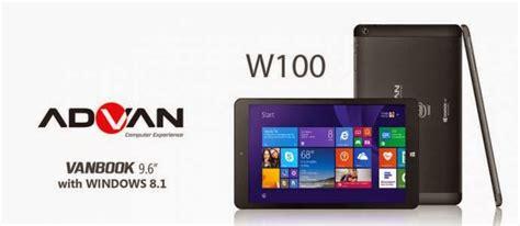 Tablet Advan Microsoft advan berambisi untuk menjadi vendor tablet nomor 1 di