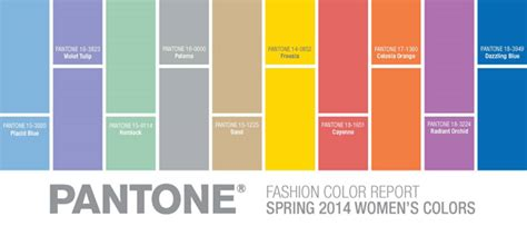 sping colors pantone 2014 color report how to decorate with pantone s colors for