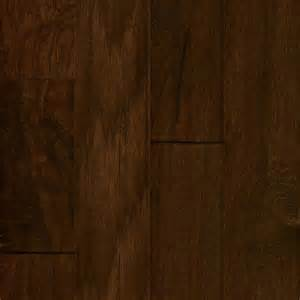 Mohawk Engineered Hardwood Flooring Hickory Mocha Mohawk Brookdale 5 Quot Wide Scraped Engineered Hardwood Engineered Wood