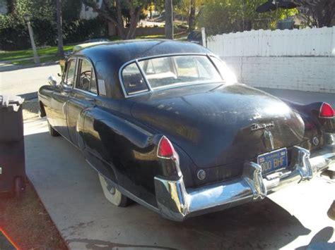 1948 cadillac sedan 1948 cadillac fleetwood 60 special 4 door sedan