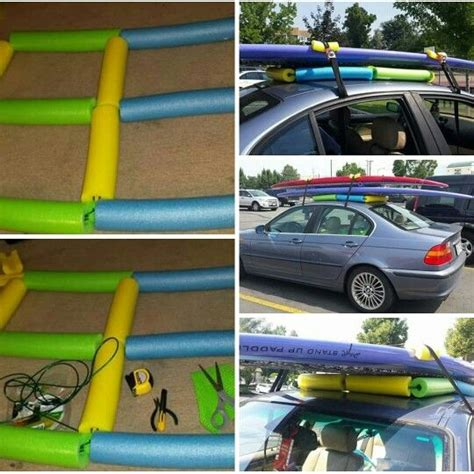 Pool Noodle Roof Rack by Works Great On Roof Matrix Style Vs 2 Single