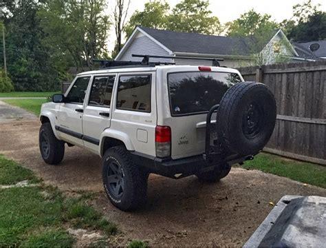 Jeep Xj Rear Tire Carrier Rear Tire Carrier Jeep Forum