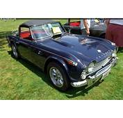 1966 Triumph TR4A History Pictures Value Auction Sales