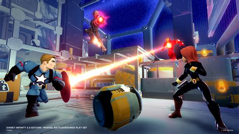disney infinity disney infinity marvel battlegrounds news release date