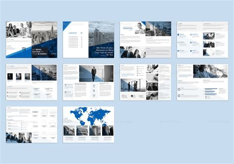 25 Incredible Exles Of Brochure And Catalog Design Inspirationfeed Business Catalog Template