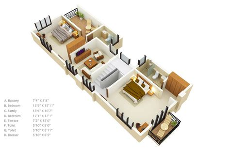Camper Floor Plans by Ashok Astoria