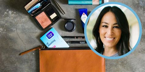 joanna gaines without eyeliner joanna gaines makeup routine joanna gaines essentials
