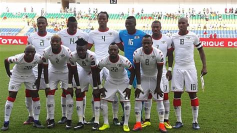 Burkina Faso Calend 2018 World Cup 2018 Who Made It From Burkina Faso To