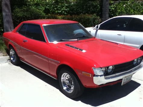 1971 Toyota Celica For Sale 1971 Toyota Celica Overview Cargurus