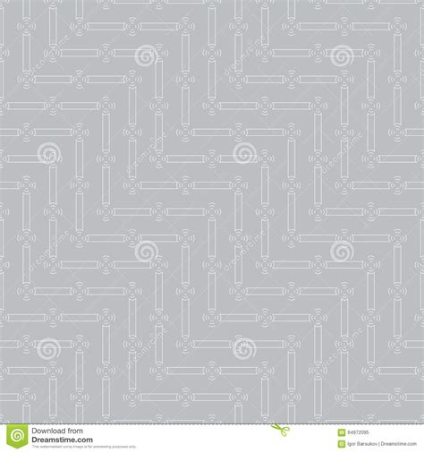 pattern simple form seamless pattern stock vector image 64972095