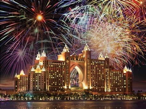 impressive new year s eve celebrations in dubai