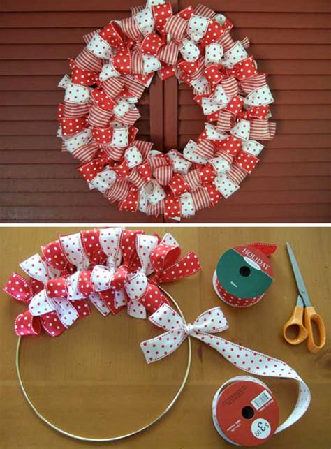 how to make christmas decorations at home easy easy christmas decorations diy ideas and tutorials