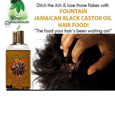 grow your hair faster 15 jamaican black castor oil hair fountainpimentooil original no salt jamaican black