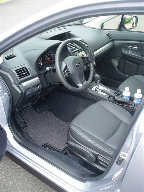 2013 subaru crosstrek interior 2013 subaru xv crosstrek interior our auto expert