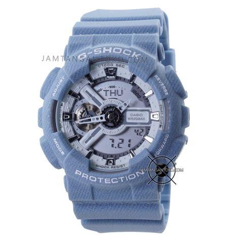 Jam Tangan Gshock Limited harga sarap jam tangan g shock ga110dc 2a7 denim limited