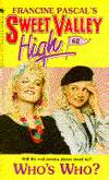 Serial Sweet Valley High Francine Pascal who s who sweet valley high series 62 by francine pascal 9780553283525 paperback