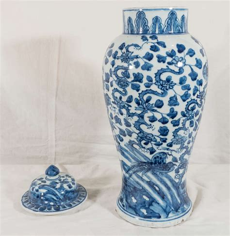 Antique Blue And White Porcelain Vases by Antique Porcelain Blue And White Vase At 1stdibs