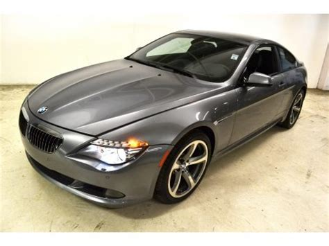 2010 bmw 650i specs 2010 bmw 6 series 650i coupe data info and specs