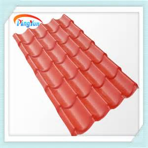 Plastic Roof Tiles Synthetic Resin Roofing Tile Roofing Tile Pvc Plastic Roofing Sheet View