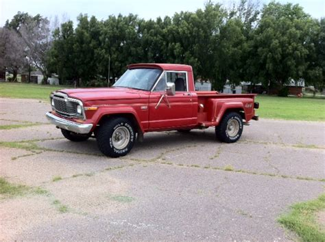 jeep truck 1980 1980 jeep j10 for sale