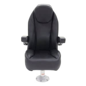 boat seats that recline lippert components high back helm seat with recline west