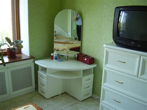 corner dressing table 15 corner dressing table design ideas for small