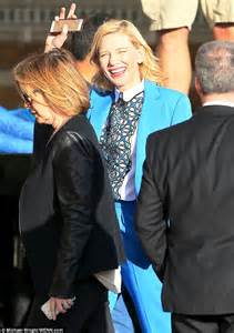 Cate Blanchett Has Seen Better Days by Cate Blanchett Reveals Excitement Wanting To