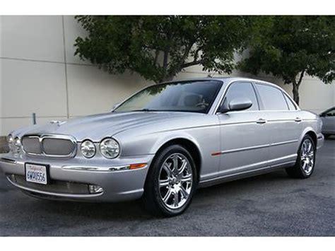find used stunning loaded 1 owner jaguar xj8 vanden