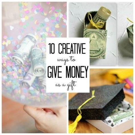 Best Gift Card To Give Someone - 10 creative ways to give money as a gift gift cards creative and umbrellas