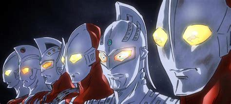 New Ultraman Tokusatsu Japanese Tv Show Anime ultraman gets a fantastic anime homage