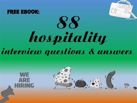 top 10 hospitality questions with answers