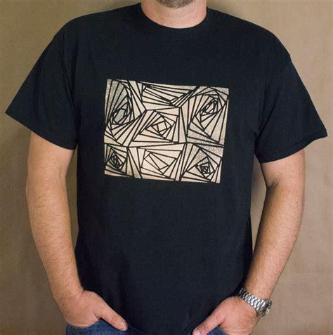 design t shirt with bleach spiral t shirt bleach design men s shirt abstract design