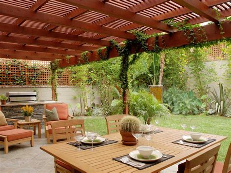 15 Ideas for Landscaping Around a Deck or Patio   HGTV