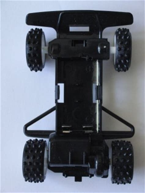 Gear Set Tamiya Chassis Type 3 mini 4wd chassis