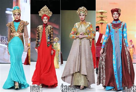 desain dress dian pelangi beautiful modern hijab styles by dian pelangi hijabiworld