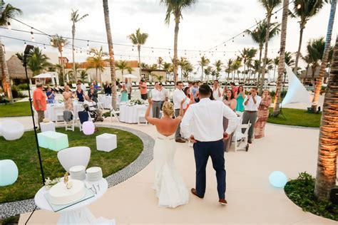 Festive Beach Wedding in Tulum, Mexico   The Destination